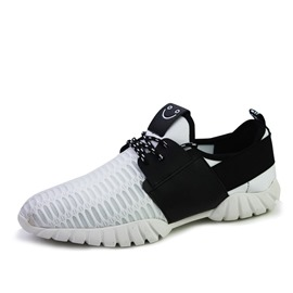 Ericdress Cool Breathable Lace-Up Men's Athletic Shoes