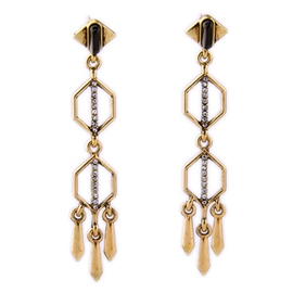 Ericdress Long Retro Alloy Earrings