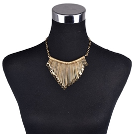 Ericdress European Alloy Tassels Necklace
