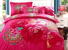 Ericdress Rose True Love Wedding Bedding Sets