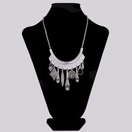Ericdress Geometric Pendant Alloy Necklace
