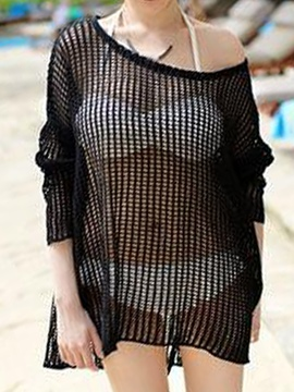 Ericdress Knit Loose Sexy Cover-Up