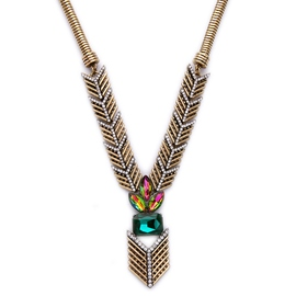 Ericdress Fashion Alloy Arrow Shaped Necklace