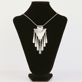 Ericdress Alloy Tassels Pendant Necklace