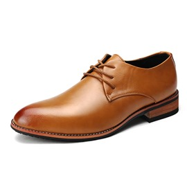 Ericdress Popular Brush off Lace up Men's Oxfords
