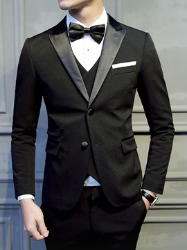 Ericdress Three-Piece of Vogue Elegant Slim Evening Dress Men's Suit