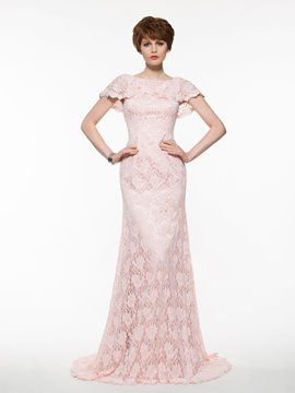 Ericdress Elegant Sheath Lace Mother Of The Bride Dress