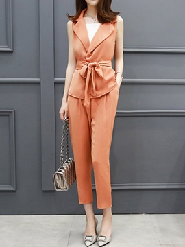 Ericdress OL Two-Piece Suit