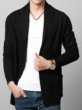 Ericdress Cardigan Casual Men's Knitwear