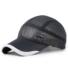 Ericdress Breathable Mesh Baseball Cap