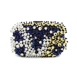 Ericdress Handmade Beaded Embroidery Evening Clutch