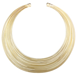 Ericdress Alloy Multilayer Choker Necklace