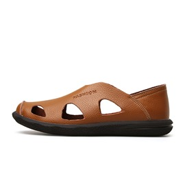 Ericdress Fashion Closed Toe Men's Sandals