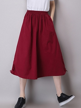 Ericdress Chinese Ethnic Culottes