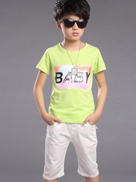 Ericdress Boys Sport Outfit