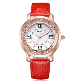 Ericdress Fluid Quicksand Quartz Watch