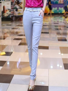 Ericdress Straight Casual Pants