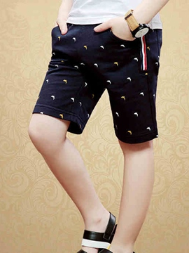 Ericdress Knee Length Boys Casual Pants