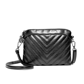 Ericdress Vogue Geometric Embroidery Crossbody Bag