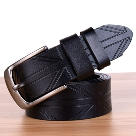 Ericdress Upscale Carving Men's Belt
