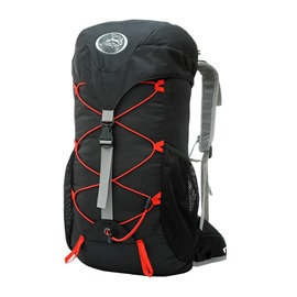 Ericdress Outdoor Breathable Nylon Hiking Backpack