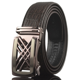 Ericdress Casual Hollow Geometric Men's Belt