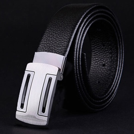 Ericdress Korean Men's Nubuck Leather Belt