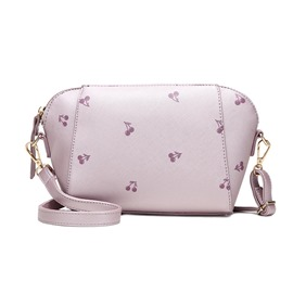 Ericdress Cherry Print Crossbody Bag