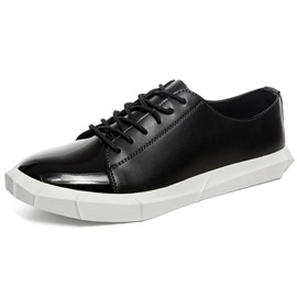 Ericdress Vintage Lace-Up Front Men's Casual Shoes