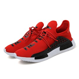 Ericdress Chic Letter Print Lace-Up Men's Sneakers