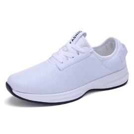 Ericdress Pointed Toe Flat Low Heel Lace-Up Men's Sneakers