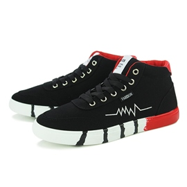 Ericdress Trendy Men's Canvas Shoes