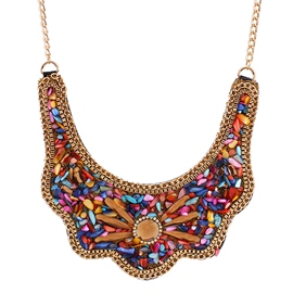 Ericdress Retro Shell Design Necklace