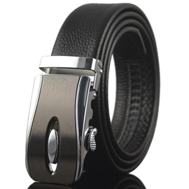 Ericdress Men's Cowhide Aviation Belt