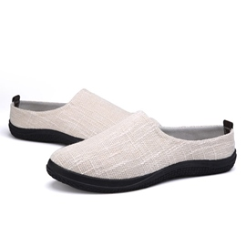 Ericdress Breathable Linen Men's Loafers