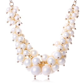 Ericdress Classic Pearl Necklace