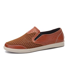 Ericdress Mesh Round Toe Men's Casual Shoes