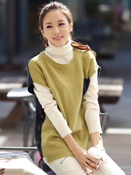 Ericdress Casual Knitwear Suit
