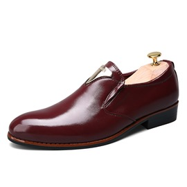 Ericdress Fashion Metal Decorated Men's Oxfords