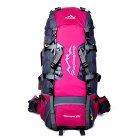 Ericdress Waterproof Professional Hiking Backpack