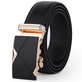 Ericdress Rectangle Men's Belt