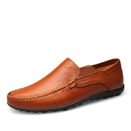 Ericdress All Match Patent Leather Men's Oxfords
