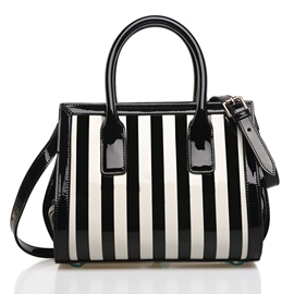 Ericdress Celebrity Temperament Stripe Handbag