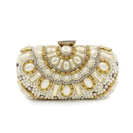 Ericdress Upscale Beaded Evening Clutch