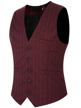 Ericdress Stripe Vogue Men's Vest