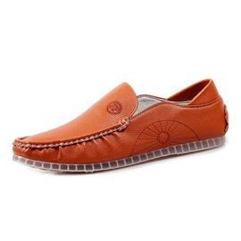 Ericdress Solid Color Slip on Men's Casual Shoes