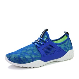 Ericdress Bright Mesh Men's Sneakers