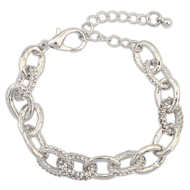 Ericdress Silver Plated Chain Bracelet