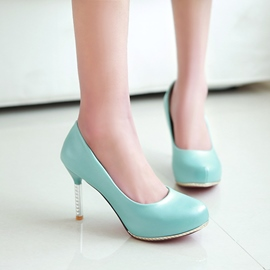 Ericdress Elegant OL Round Toe Pumps