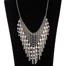 Ericdress Chic Tassels Design Necklace